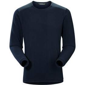 Arc'teryx Donavan Crew Neck Sweater Men kingfisher